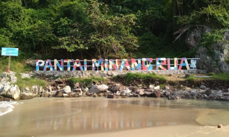 Harga Tiket Pantai Minang Rua Lampung
