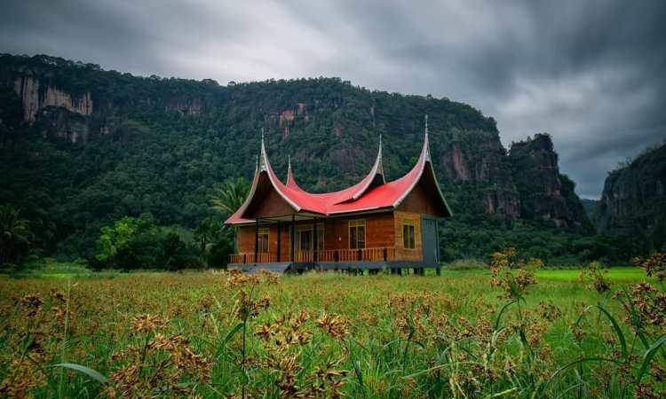 Indahnya Lembah Harau, Bentang Alam Dikelilingi Tebing Megah di Lima Puluh Kota