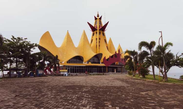 Menara Siger, Ikon Cantik Lampung & Titik Nol Sumatera