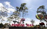 Puncak Mas Lampung, Objek Wisata Kekinian & Spot Foto Keren