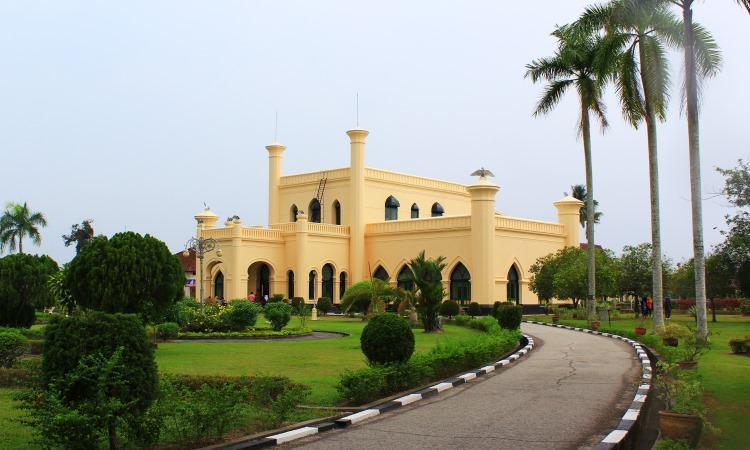 Rumah Sultan Siak