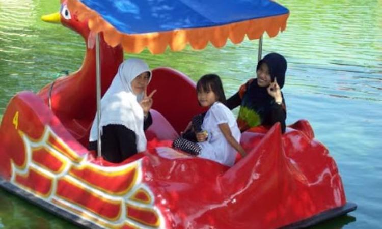 Aktivitas di Funtasy Island