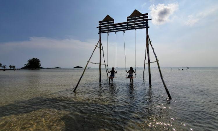Aktivitas di Pulau Galang