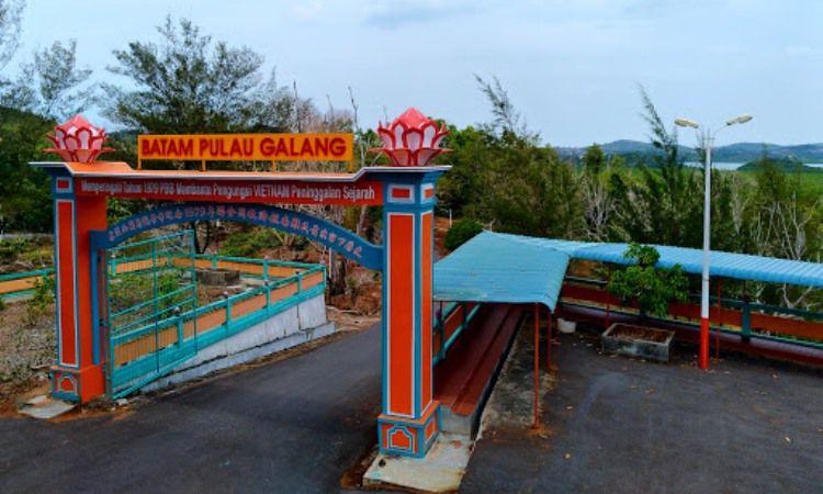 Alamat Kampung Vietnam