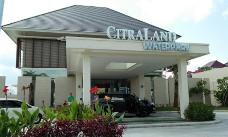 Alamat dan Harga Tiket Citraland Waterpark