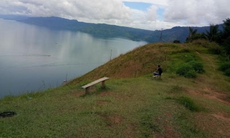 Bukit Senyum Motung, Wisata Alam yang Kaya Pesona di Toba Samosir