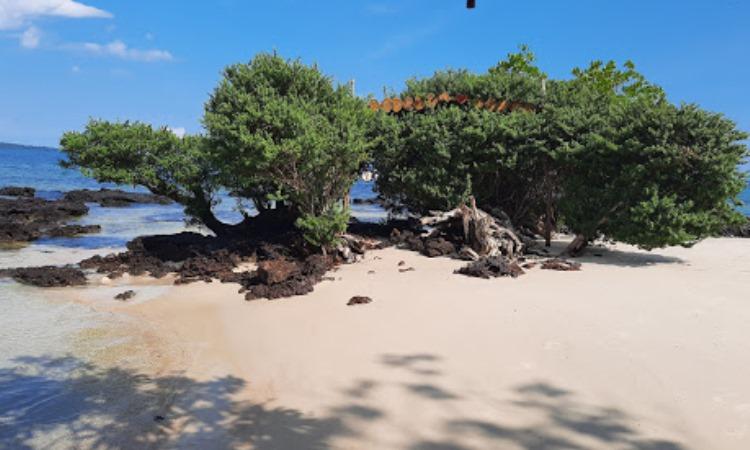 Daya Dimiliki Pantai Reviola