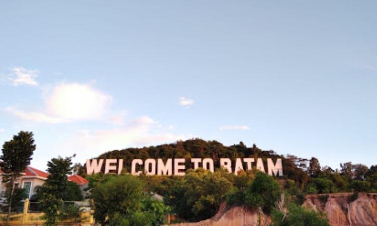 Daya Tarik Monumen Welcome to Batam