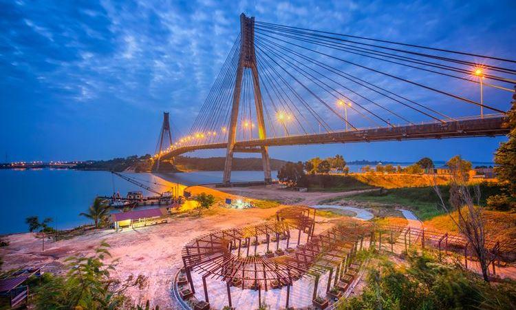 Jembatan Barelang, Jembatan Penghubung Pulau-Pulau & Ikon Kota Batam