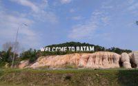 Monumen Welcome to Batam, Destinasi Favorit di Bukit Clara Batam