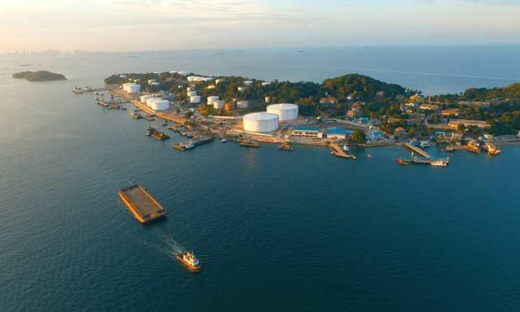 Pulau Sambu, Pulau Mungil yang Memanjakan Mata di Batam