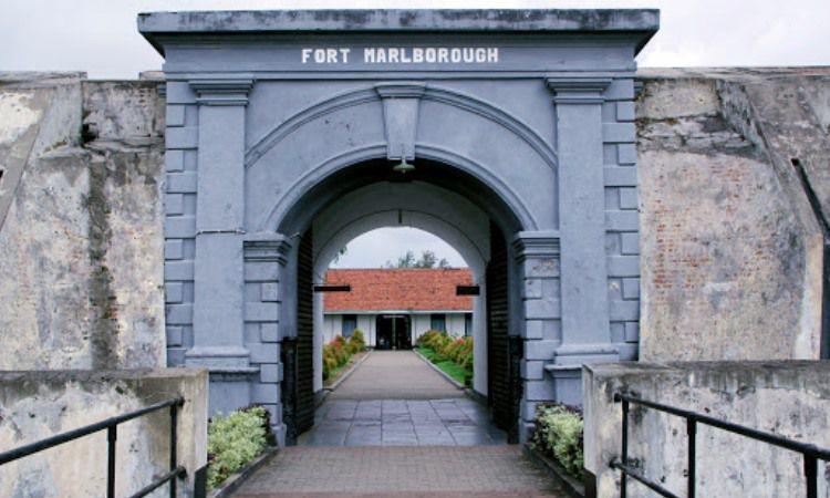 Alamat Benteng Marlborough