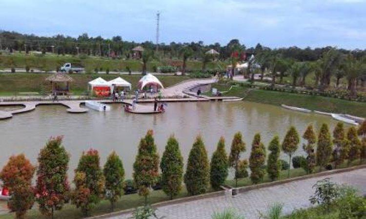 Alamat Jambi Paradise