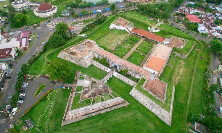 Benteng Marlborough, Benteng Peninggalan Inggris di Bengkulu yang Menarik Dieksplor