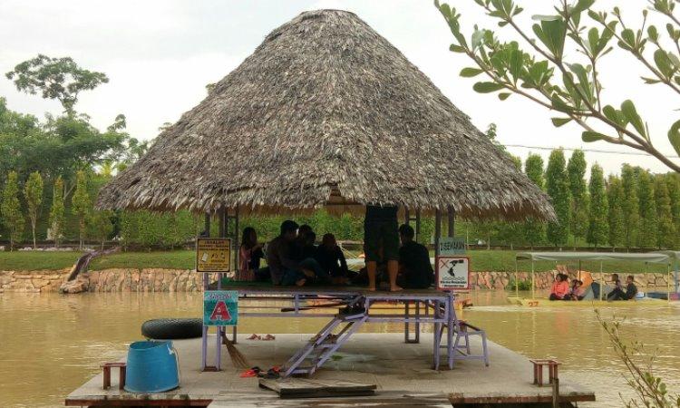 Fasilitas di Jambi Paradise