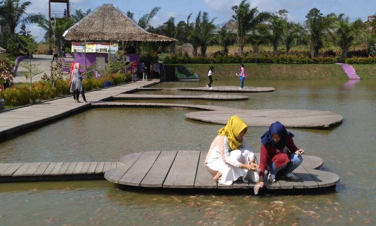 Kegiatan Menarik di Jambi Paradise