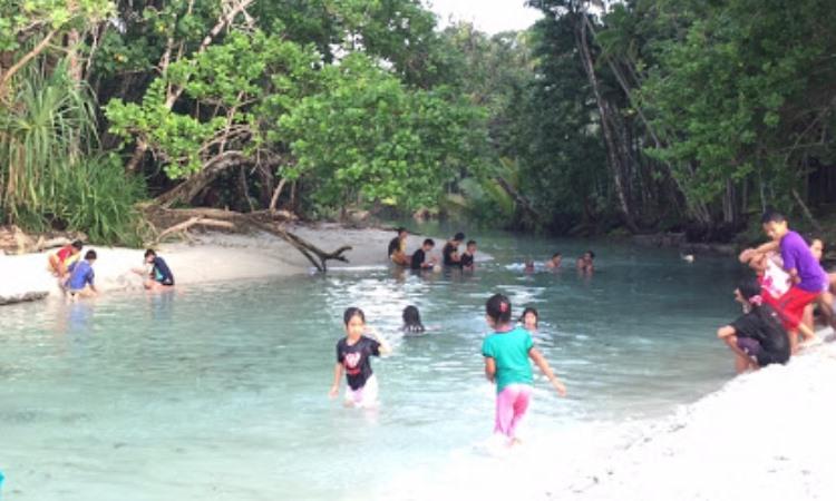 Kegiatan di Pulau Enggano