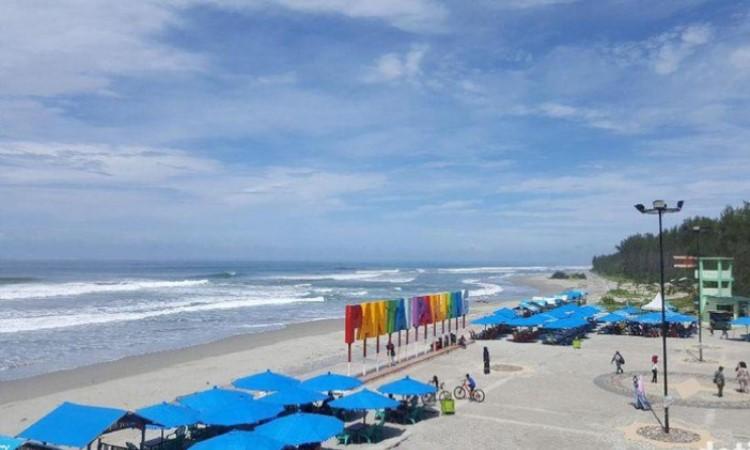 Pesona Keindahan Pantai Panjang di Bengkulu yang Mencuri Perhatian