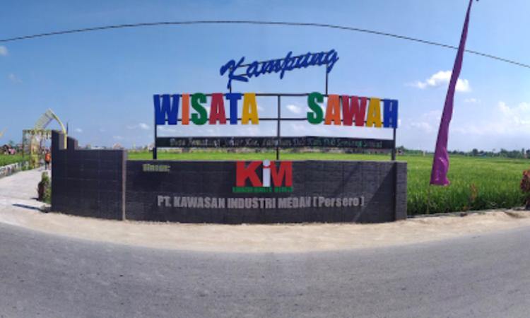Alamat Kampung Sawah Pematang Johar