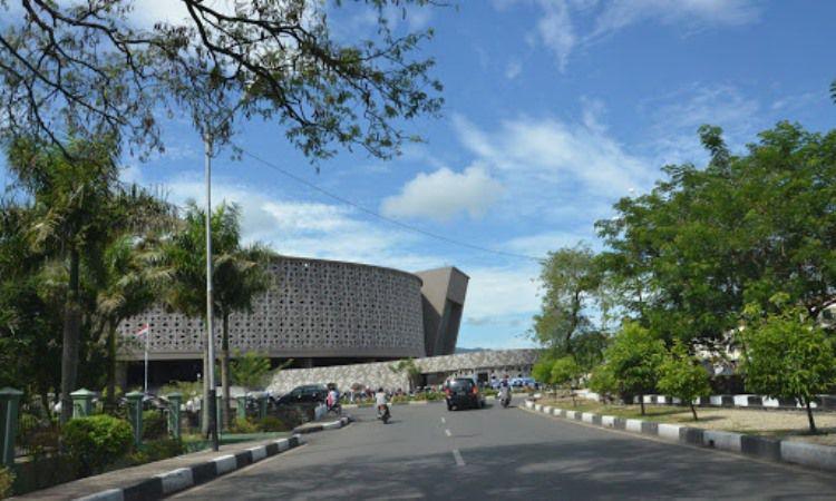 Alamat Museum Tsunami