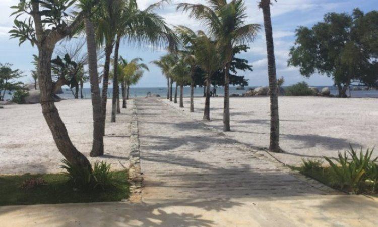 Alamat Pantai Tanjung Tinggi