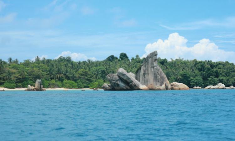 Alamat Pulau Burung