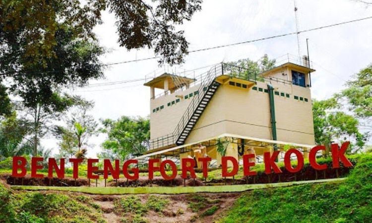 Benteng Fort De Kock, Benteng Unik Peninggalan Belanda di Bukittingi