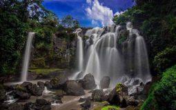 Curup Gangsa, Air Terjun yang Eksotis di Way Kanan Lampung