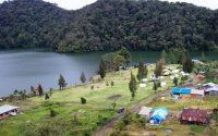 Danau Lau Kawar, Danau yang Eksotis di Kaki Gunung Sinabung