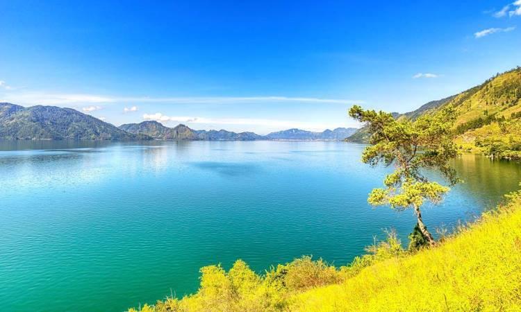 Daya Tarik Dimiliki Danau Laut Tawar