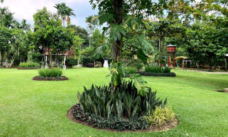 Daya Tarik Dimiliki The Le Hu Garden