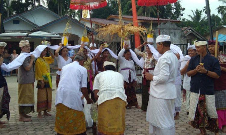 Daya Tarik Kampung Bali Pegajahan