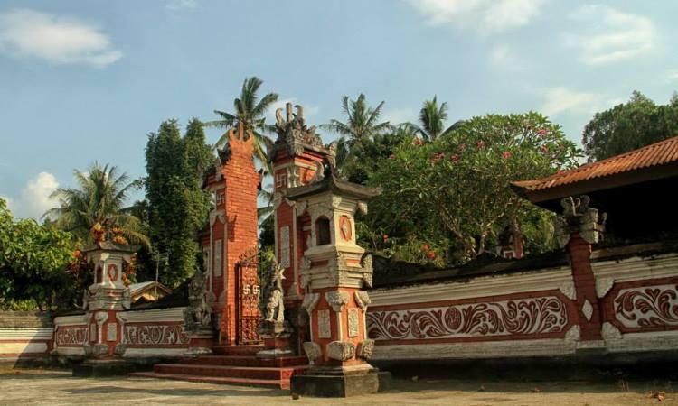 Fasilitas Kampung Bali
