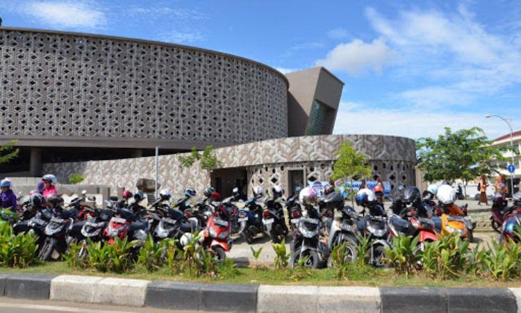 Fasilitas Museum Tsunami Aceh