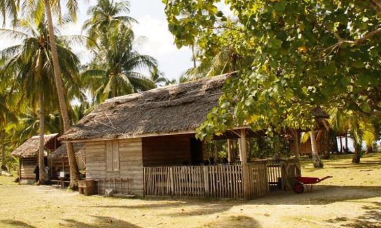 Fasilitas Pulau Burung Belitung