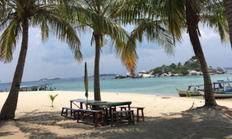 Fasilitas Pulau Lengkuas