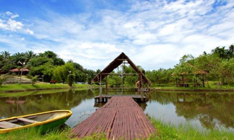 Kampung Ladang, Objek Wisata Alam & Outbond Favorit di Deli Serdang