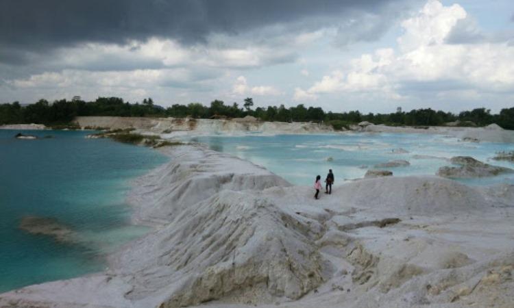 Kegiatan Dilakukan di Danau Kaol