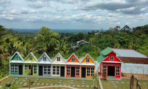 Lengkung Langit, Menikmati Keindahan Kota Bandar Lampung dari Ketinggian