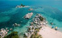 Pesona Pantai Tanjung Kelayang, Surga Bahari Tersembunyi di Belitung
