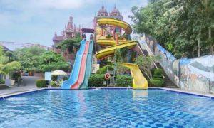 Slanik Waterpark, Taman Air Seru Favorit Keluarga di Lampung Selatan