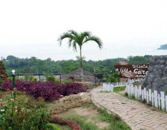 Villa Gardenia Lampung, Tempat Menginap Sekaligus Taman Wisata yang Menawan