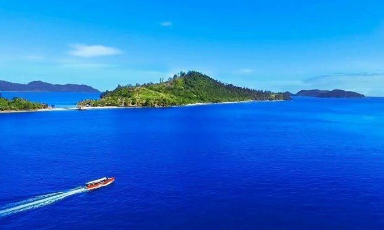 Alamat Pulau Pamutusan