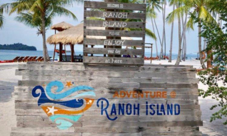 Alamat ke Pulau Ranoh