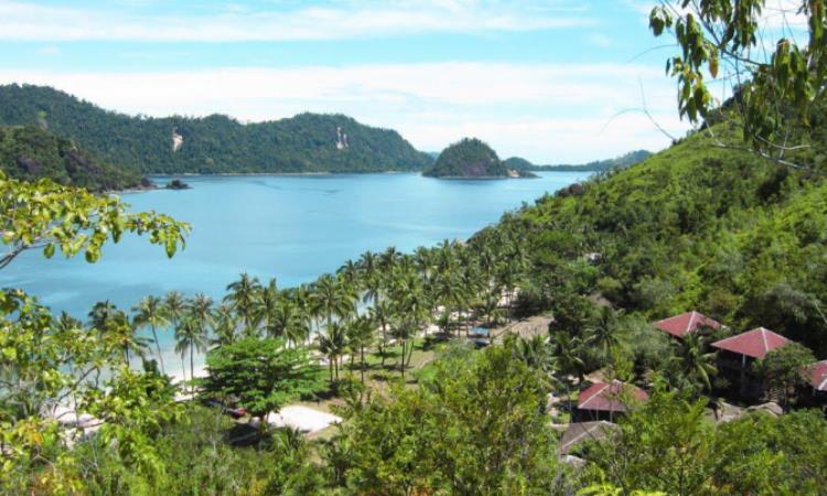 Daya Tarik Dimiliki Pulau Sikuai
