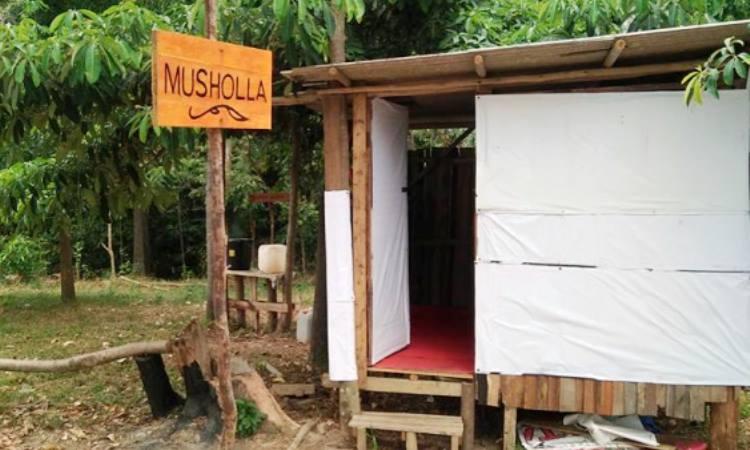 Fasilitas di Taman Habibie Tangga Seribu