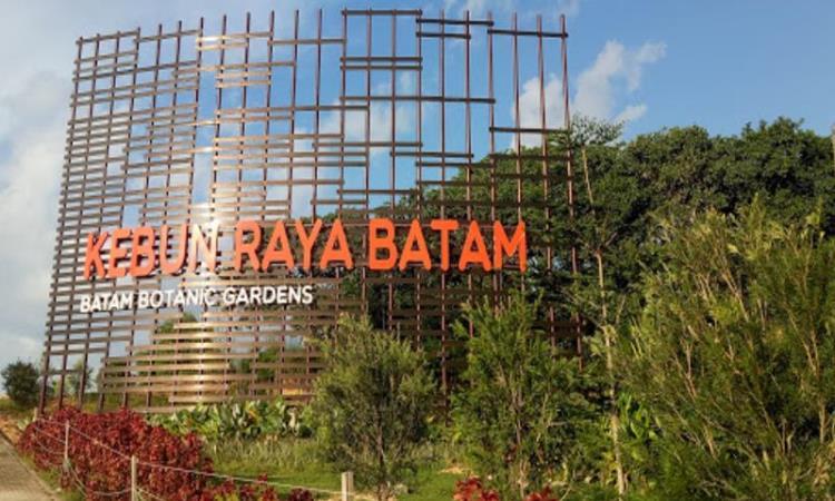 Kebun Raya Batam, Objek Wisata Unik dengan Taman Tematik