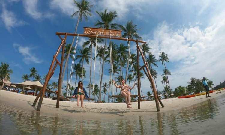 Kegiatan Menarik di Pulau Ranoh