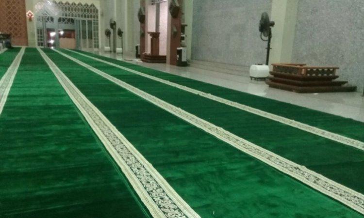 Keunikan Masjid Raya