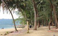 Pantai Carolina, Pantai Pasir Putih yang Menawan Hati di Kota Padang